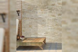 5×15 cm Split Face Tiles