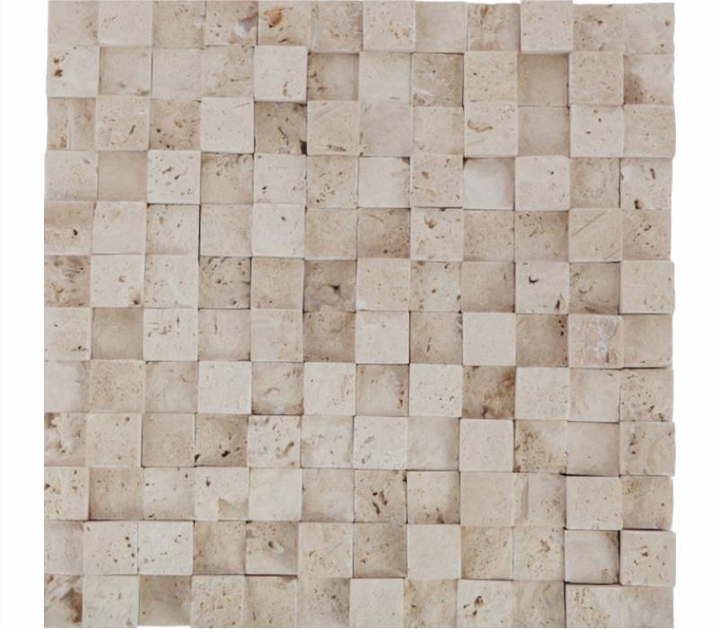 5x5 cm Siding Mosaics